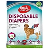Simple Solution Disposable Diapers 12pk XXL