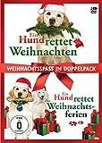 Ein Hund rettet Weihnachten / Ein Hund rettet die Weihnachtsferien [2 DVDs]