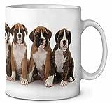 Boxer-Hund Welpen Kaffeetasse Geburtstag/Weihnachtsgeschenk