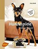 Hundespiele für zu Hause gelb 12 x 3,5 cm: Denksport, Tricks und Spiele
